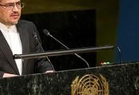 خوشرو: جهان پس از حمله آمریکا به افغانستان احساس امنیت نمی کند