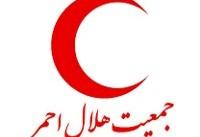جزئیات خدمات امدادی هلالاحمر در مناطق زلزله زده کرمانشاه