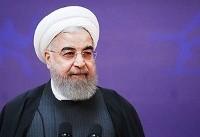 روحانی: فاصلهای بین دولت و مردم وجود ندارد
