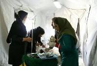 با سپیدپوشان دردآشنا در زلزله کرمانشاه/ ضرورت ایجاد تیمهای واکنش سریع پزشکی