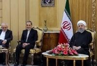 روحانی پیش از عزیمت به روسیه: در منطقه دنبال تعامل هستیم نه تقابل+عکس و فیلم