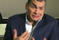 Correa says Ecuador leader must explain Manafort meeting