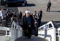 روحانی: آینده سوریه به دست نیروهای خارجی نخواهد بود