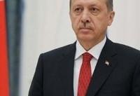 اردوغان: با روحانی در مورد بحران سوریه گفتوگو کردم