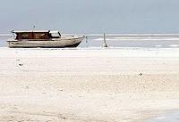 کاهش ۵۶ درصدی بارشها در حوضه آبریز دریاچه ارومیه