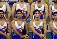 نمایندگان ایران با انجام وزنکشی چهار وزن دوم حریفان خود را شناختند
