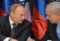 گفتگوی تلفنی پوتین و نتانیاهو درباره مساله سوریه و نشست سه جانبه سوچی