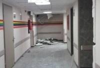 ناکارآمدی مراکز درمانی در زلزله کرمانشاه/در بازسازی استان شتاب&#۸۲۰۴;زده عمل نشود