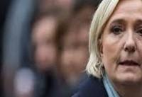 مارین لوپن علیه دو بانک فرانسوی شکایت خواهد کرد