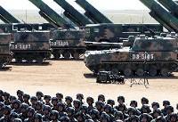 چین از موشکهایی با بُرد ۱۲ هزار کیلومتر رونمایی کرد