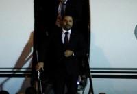 (تصاویر) بازگشت سعد حریری به لبنان