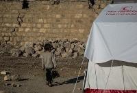 روانشناسان نیروی زمینی ارتش به مناطق زلزله زده كرمانشاه اعزام شدند