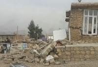 گاز ۳۷ هزار خانه زلزله زده وصل شد