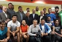 تیم ملی وزنه برداری سه شنبه هفته آینده به آمریکا می رود