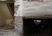 طوفان مرگبار در جاده اندیمشک به خرم آباد/ یک خانه ویران شد