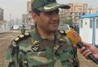 اقدامات تیپ ۲۸۱ نیروی زمینی ارتش در سرپلذهاب/ بهره از معتمدین محل برای تقسیم اقلام