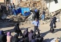 آخرین آمار جانباختگان زلزله کرمانشاه ۴۴۴ نفر اعلام شد