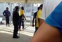 اردوگاه پناهجویان جزیره مانوس تخلیه شد