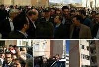 وزیر راه: بازسازی مناطق زلزلهزده کرمانشاه از فردا