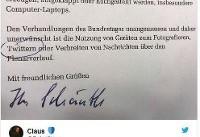 ممنوعیت استفاده از توییتر در صحن پارلمان آلمان اعتراض نمایندگان را برانگیخت
