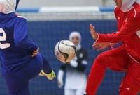سرمربی ایتالیا: از بازی با تیم ملی فوتسال بانوان ایران لذت بردیم