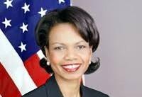 احتمال انتخاب «کاندولیزا رایس» به عنوان سفیر آمریکا در بالکان