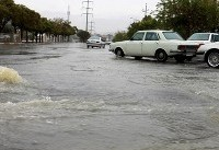 وقوع سیل، آبگرفتگی و طوفان در ۶ استان کشور