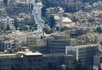 شهادت یک غیرنظامی براثر حمله گروه های تروریستی به دمشق