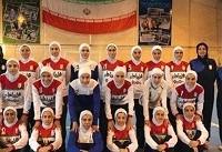 برتری تیم ملی فوتسال بانوان ایران مقابل ایتالیا