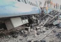 خروج قطار از ریل در هند سه کشته برجای گذاشت