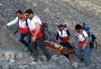فوت یک مرد ۶۵ ساله در مسیر کوهپیمایی/ نجات خانم جوان در ایستگاه ولنجک