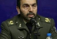 استمرار امداد رسانی ارتش به حادثه دیدگان زلزله کرمانشاه