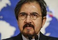 قاسمی: قتل جوان ایرانی در آمریکا در حال پیگیری جدی است