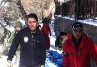 کوهنوردی مرگبار در توچال