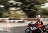 تهران فاتح  مرحله چهارم موتوریس قهرمانی کشور