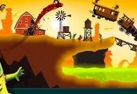 اپنت: بازی تپه اژدها Dragon Hills ۲