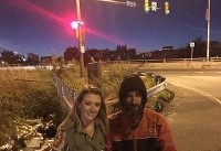 Woman Raises Over $300,000 For Homeless Man Who Gave Her His Last $20