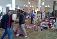 حمله تروریستی در شبه جزیره سینای مصر (عکس)