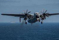 U.S. Navy halts search for three sailors lost in Philippine Sea air crash