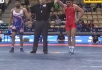 Iran Celebrates 'Hero' Wrestler Who Forfeited Match to Avoid Israeli in ...
