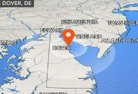 Earthquake hits near Dover, Delaware; Shaking felt in major cities ...