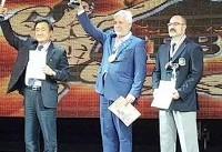 مسابقات جهانی ۲۰۱۷- اسپانیا؛ تکرار قهرمانی ایران در جهان