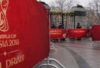 فیفا منتظر اطلاعات لازم برای محروم کردن فوتبالیستهای روس