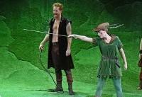 جنگل شروود در آمریکا بنا شد/ قلب رابین هود بر صحنه تئاتر
