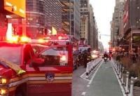 خبرهای تایید نشده درباره انفجار در متروی نیویورک