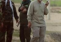 تماس تلفنی سردار سلیمانی با فرماندهان گروه نظامی فلسطین؛ «ایران آماده ...