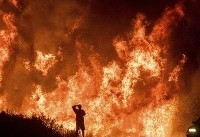 Massive Thomas Fire grows to 5th largest in California history