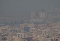 تهران امسال ۵۵ روز آلوده داشت