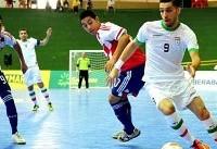 عراق، چین و میانمار؛ حریفان ایران در جام ملتهای فوتسال آسیا + عکس