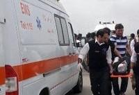 واژگونی تویوتا ۲۵ کشته و مصدوم بر جای گذاشت